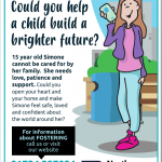 Fostering – Could you help a child build a brighter future